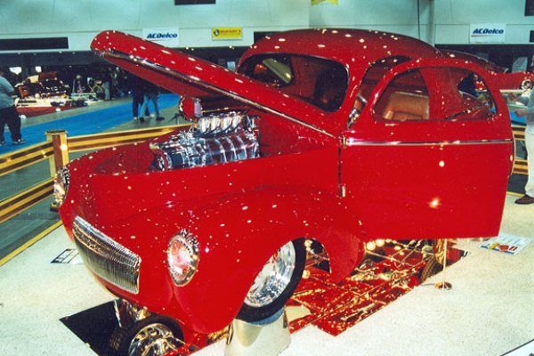 2004 Al Brockley 1937 Willys Coupe
