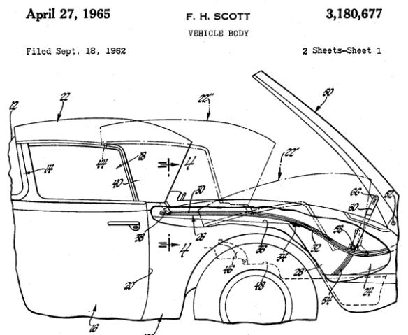 Scott patent drawing