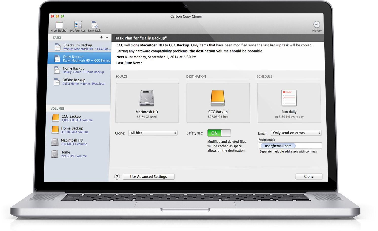 Carbon Copy Cloner 5.0.3 Crack FREE Download - Mac Software Download