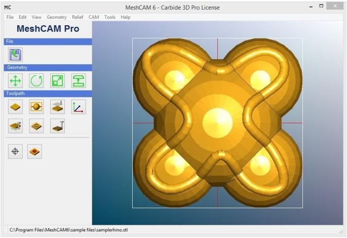 MeshCAM Pro mac