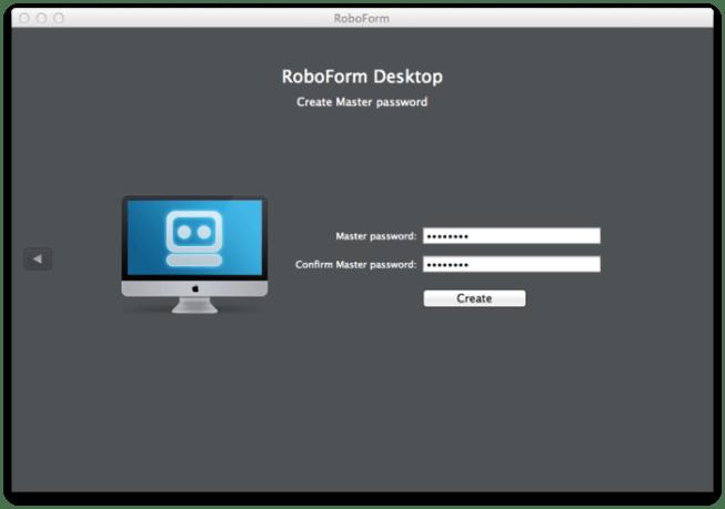 RoboForm mac