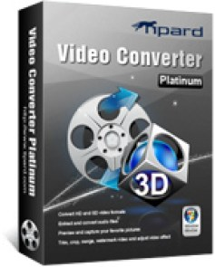 Tipard Video Converter Platinum mac