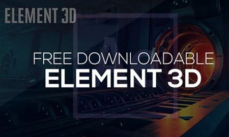 Video Copilot Element 3D for mac