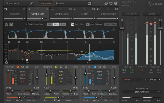 iZotope Neutron Advanced mac