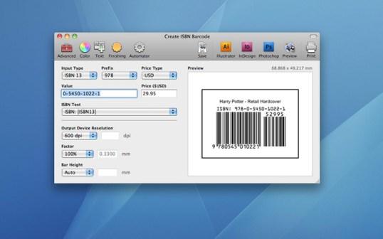 Barcode Maker 2.23 Crack