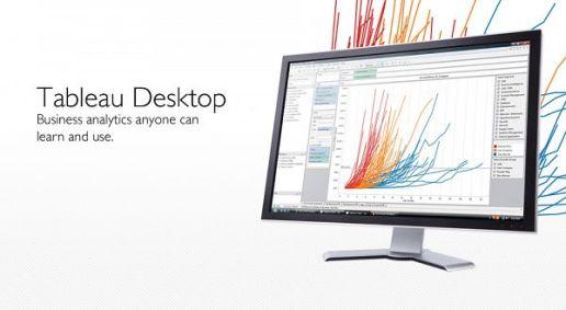 Tableau Desktop mac
