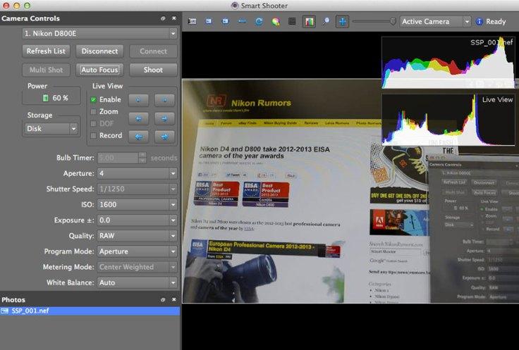Nikon Camera Control Pro mac