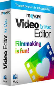 Movavi Video Editor mac