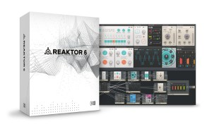 Native Instruments Reaktor Factory Library