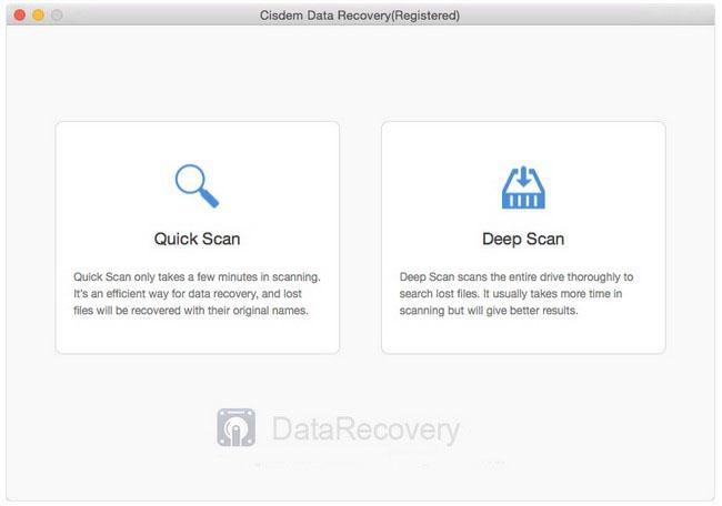 Cisdem Data Recovery