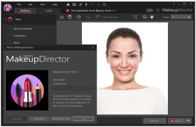 CyberLink MakeupDirector Ultra mac