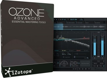 iZotope Ozone Advanced mac