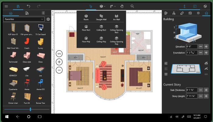Live Home 3D mac