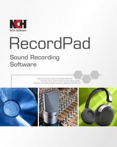 NCH RecordPad
