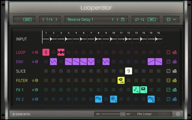 Sugar Bytes Looperator mac