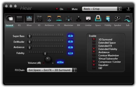 Prosoft Hear mac