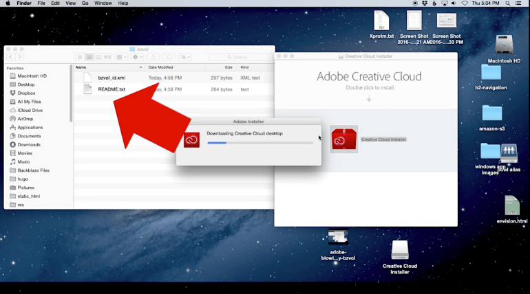 Adobe Creative Cloud mac