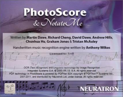 PhotoScore