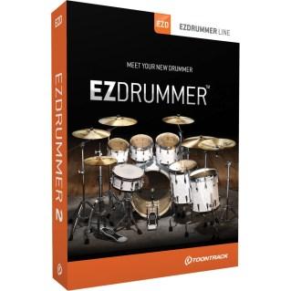 Toontrack EZdrummer mac