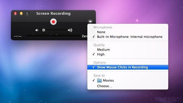 Apeaksoft Screen Recorder mac