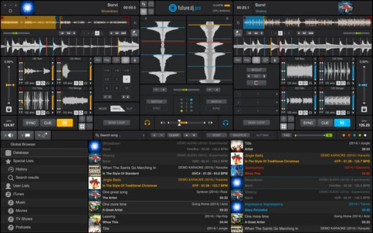 Future DJ Pro mac
