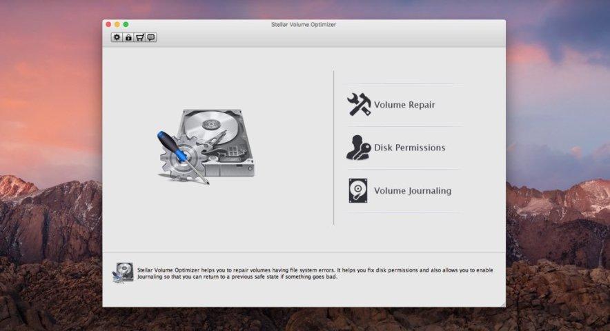 Stellar Volume Optimizer mac