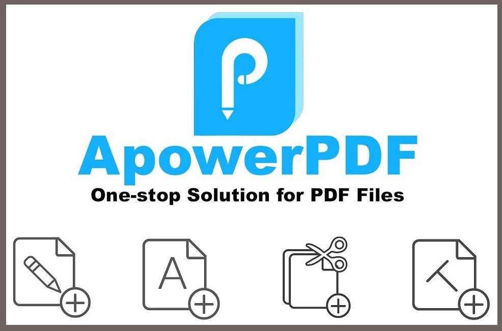 ApowerPDF 3.2.2 Crack FREE Download – Mac Software Download