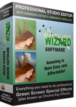 Green Screen Wizard Professional
