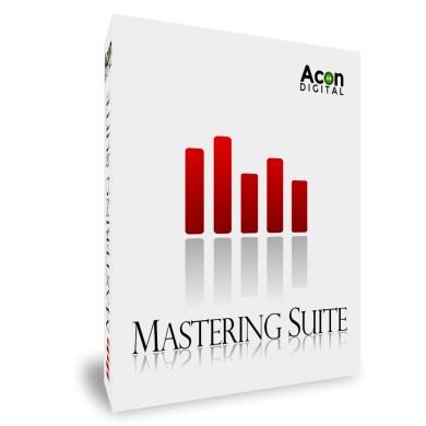 Acon Digital Mastering Suite mac