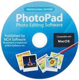 NCH PhotoPad Image Editor mac