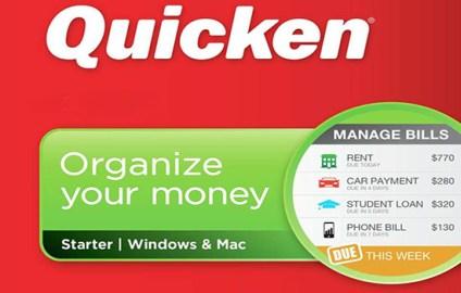 Quicken Starter for Mac