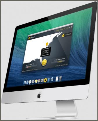 CyberGhost VPN Mac