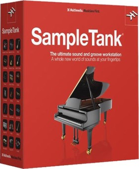 IK Multimedia SampleTank Mac