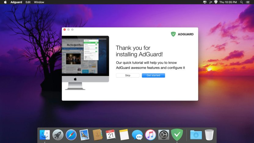 Adguard for Mac