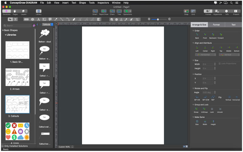 ConceptDraw Office MacOS