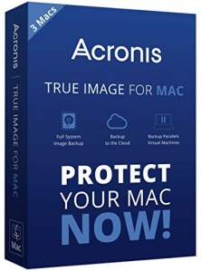 Acronis True Image mac