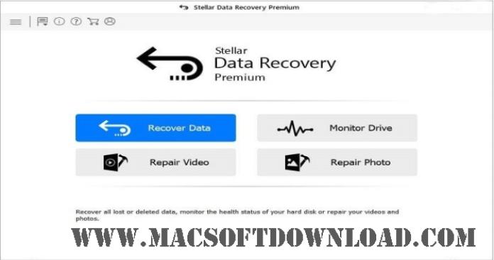 Stellar Data Recovery Premium mac