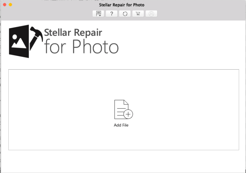 Stellar Repair for Photo Mac