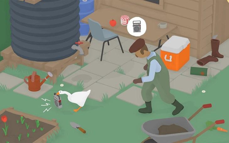Untitled Goose Game Mac