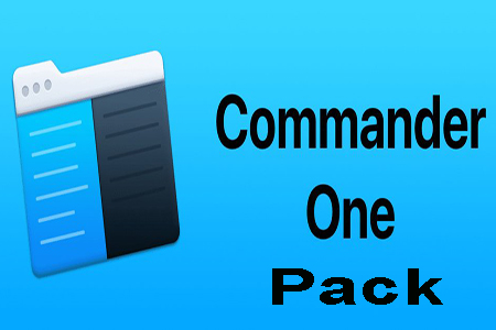 Commander One Pro Pack