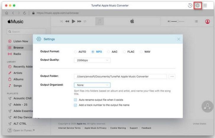 TunePat Apple Music Converter Mac