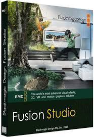 Design Davinci Fusion Studio Mac