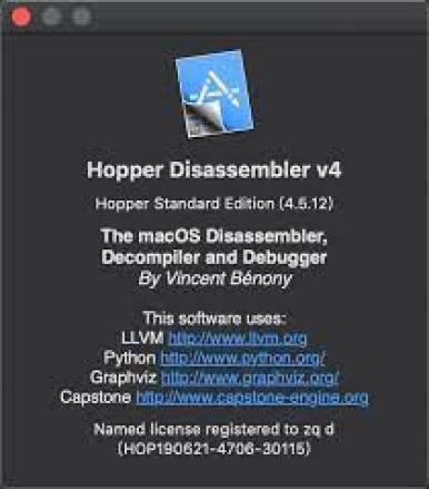 Hopper 4 mac