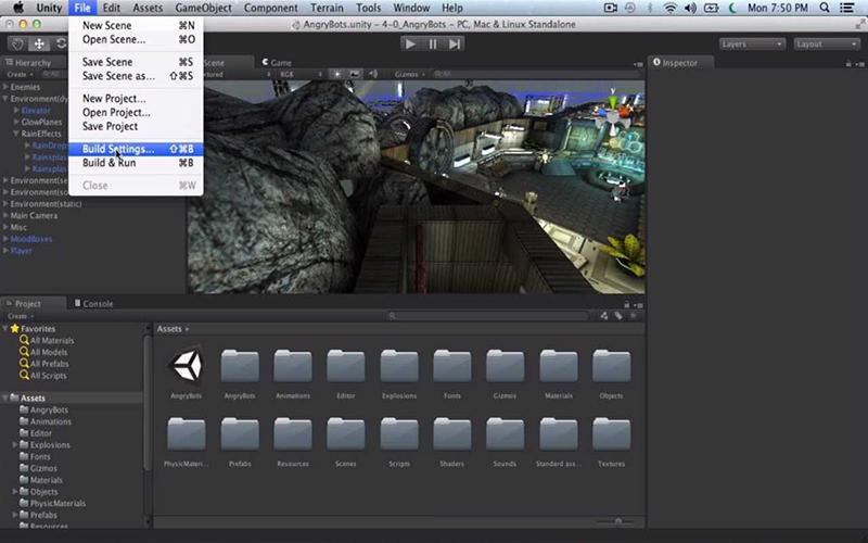 Unity 2021 mac