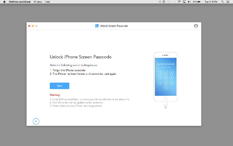iMyFone LockWiper macos