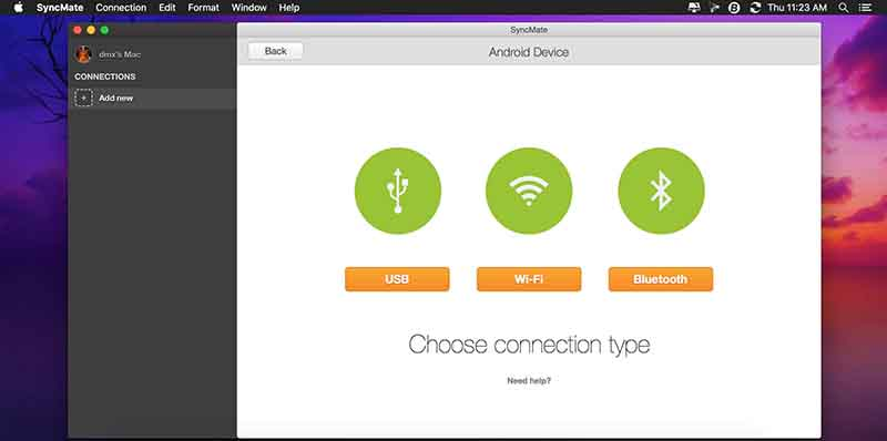 SyncMate Expert for Mac