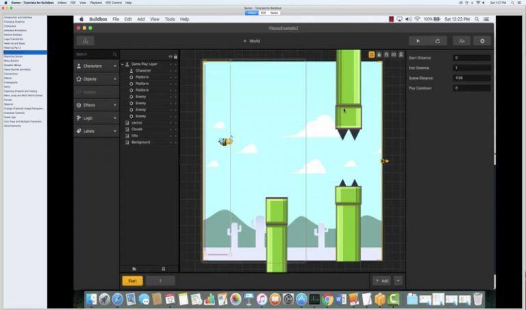 Buildbox for Mac