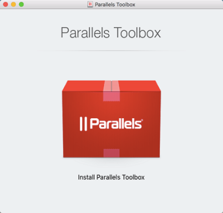 Parallels Toolbox Business Edition for mac
