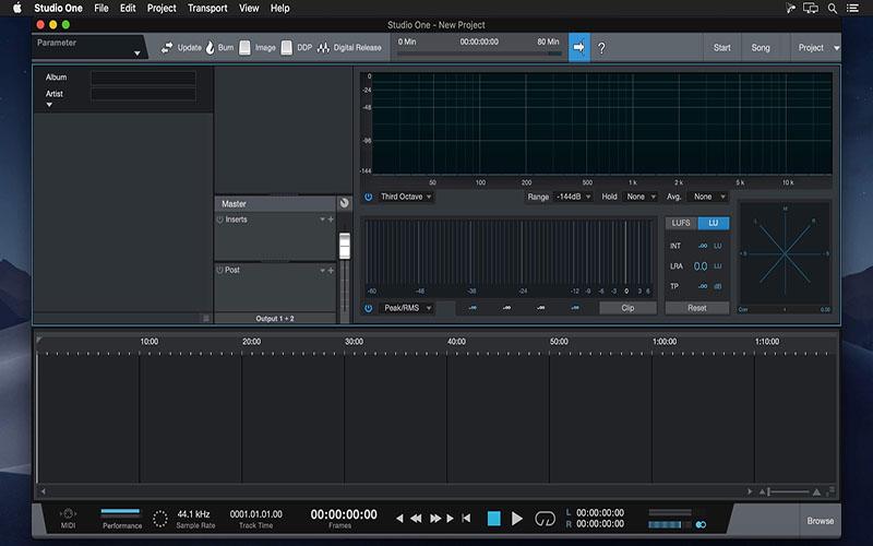 PreSonus Studio One Pro for mac