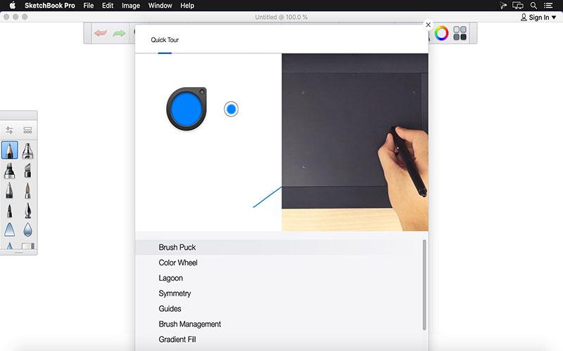 Sketchbook Pro Mac